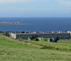 Fort Tourgis with Burhou