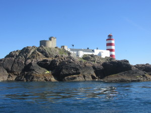Casquets and its lighthouse